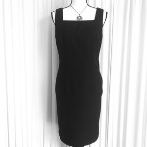 Virgo Little Black Dress Size 6